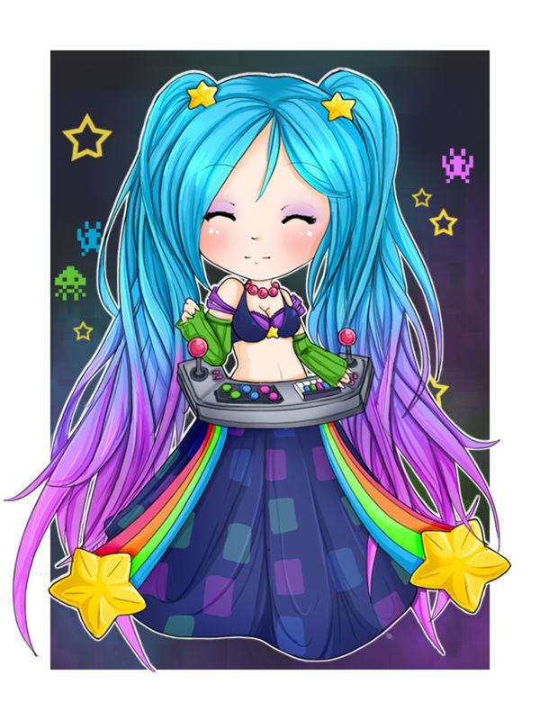 Sona (League Of Legends) clipart #12, Download drawings