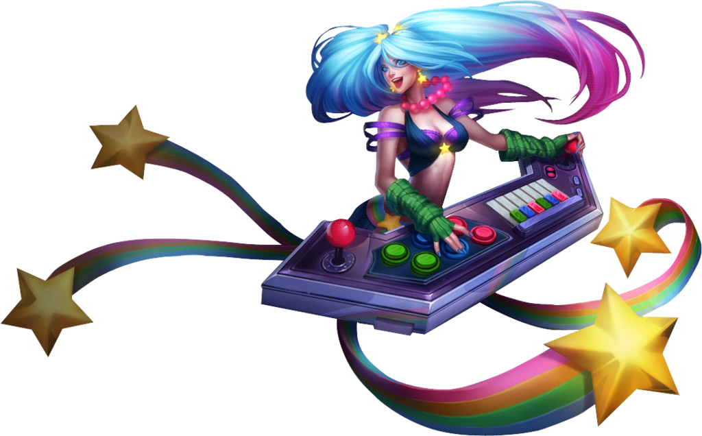 Sona (League Of Legends) clipart #17, Download drawings