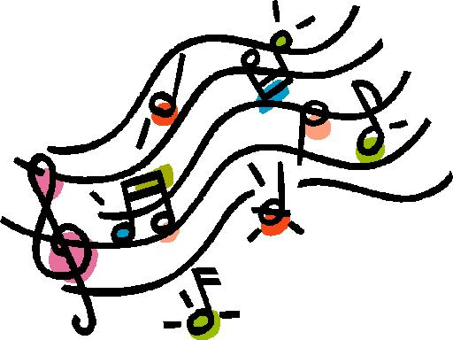 Song clipart #5, Download drawings