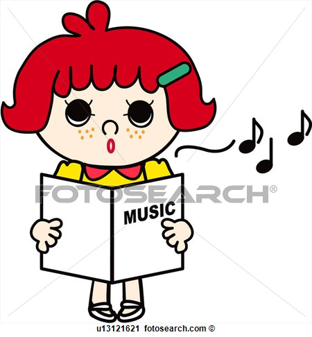 Song clipart #12, Download drawings