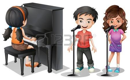 Song clipart #15, Download drawings
