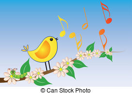 Songbird clipart #1, Download drawings