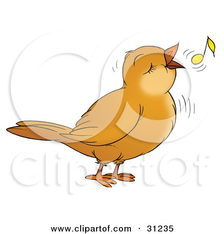 Songbird clipart #7, Download drawings