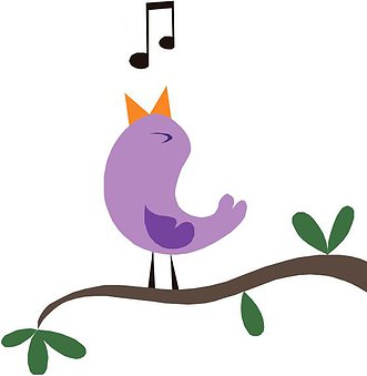 Songbird clipart #4, Download drawings