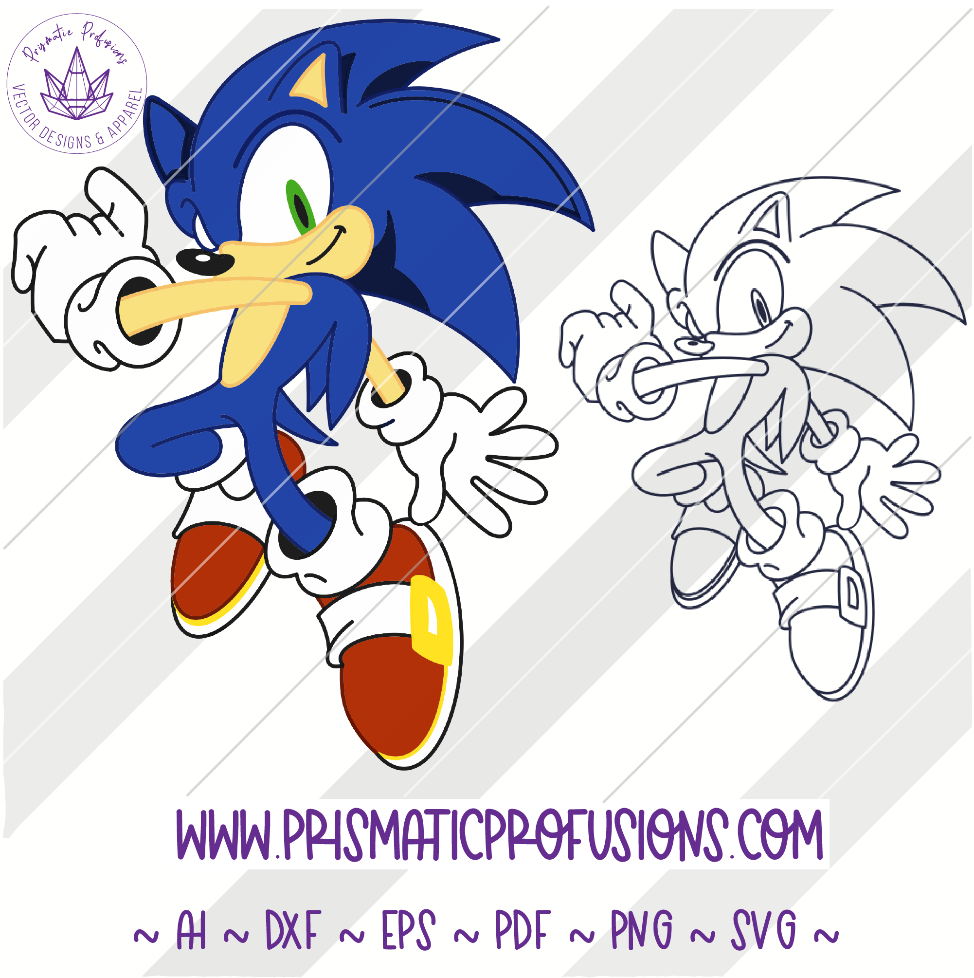 sonic svg #215, Download drawings