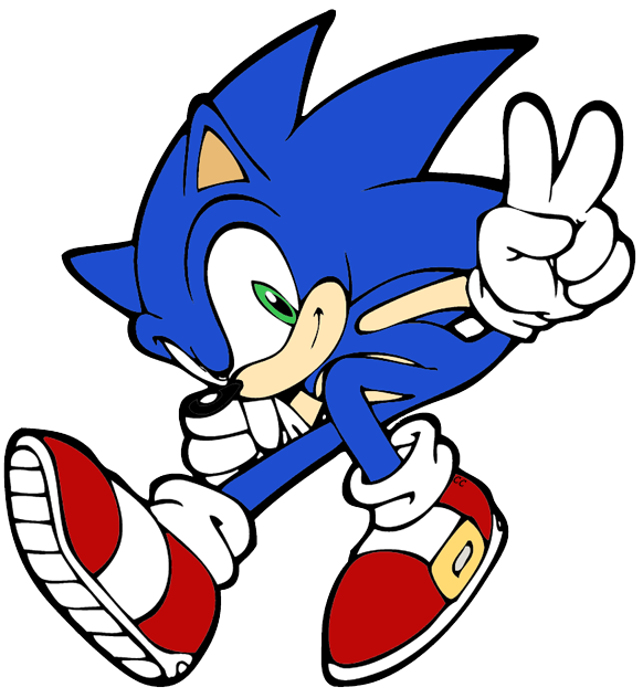 Sonic The Hedgehog clipart #6, Download drawings