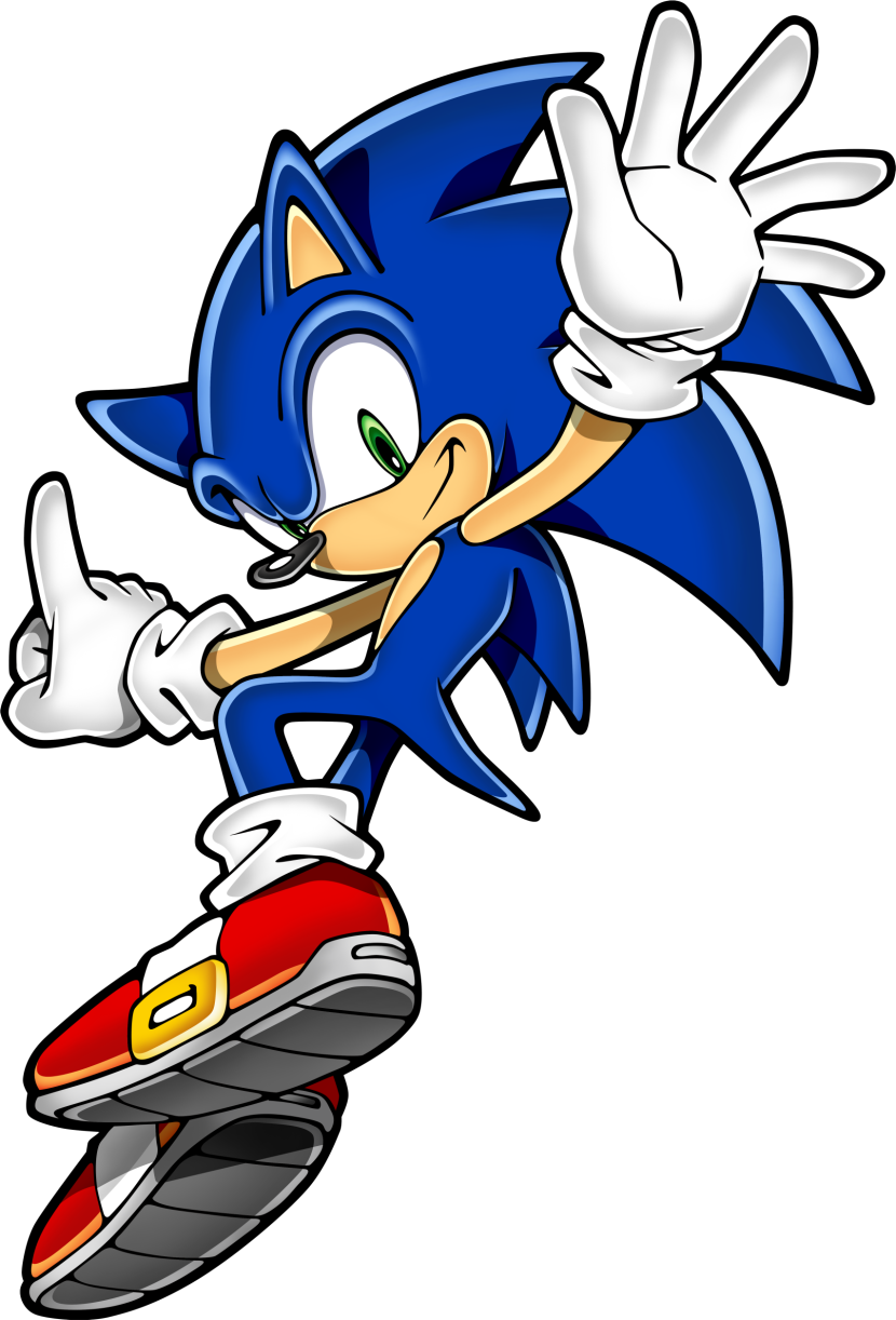 Sonic The Hedgehog clipart #9, Download drawings
