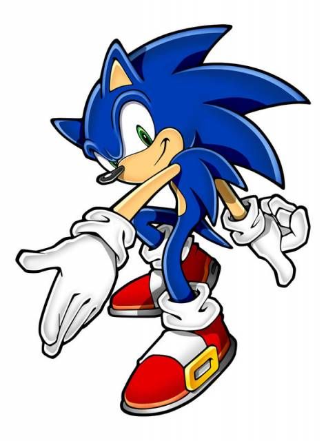 Sonic The Hedgehog clipart #13, Download drawings