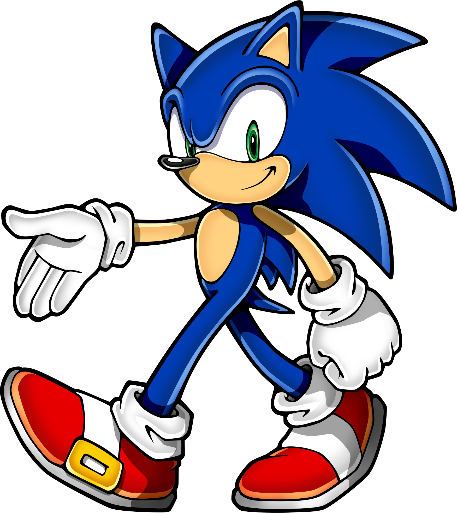 Sonic The Hedgehog clipart #1, Download drawings