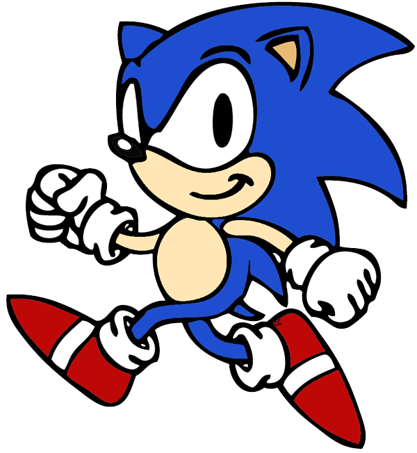 Sonic The Hedgehog clipart #15, Download drawings
