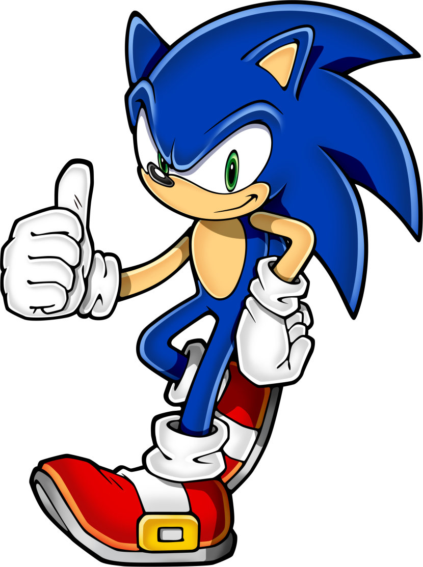 Sonic The Hedgehog clipart #19, Download drawings