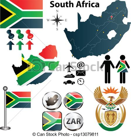 South Africa clipart #11, Download drawings