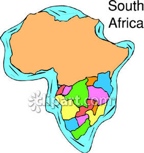 South Africa clipart #3, Download drawings