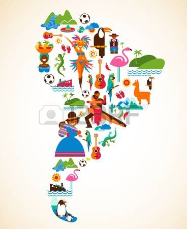 South America clipart #8, Download drawings