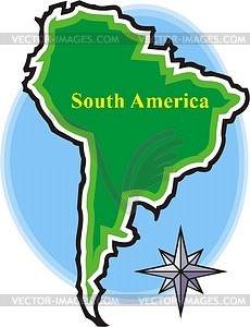 South America clipart #3, Download drawings