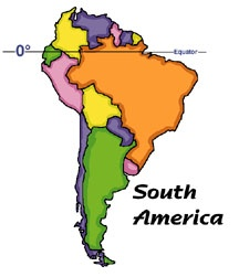 South America clipart #15, Download drawings