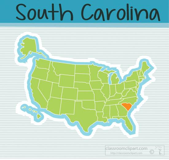 South Carolina clipart #3, Download drawings