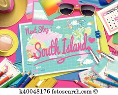 South Island clipart #8, Download drawings