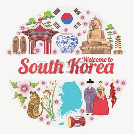 South Korea clipart #12, Download drawings