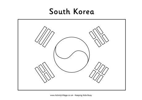Korean coloring #19, Download drawings