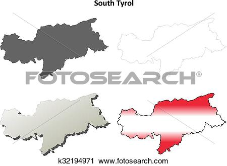 South Tyrol clipart #18, Download drawings