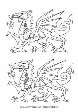 South Wales coloring #19, Download drawings