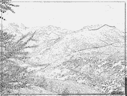 Southern Alps coloring #14, Download drawings