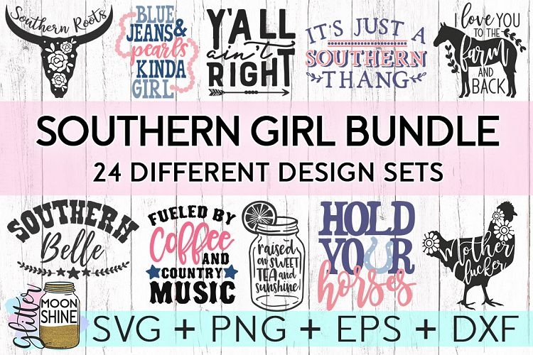 southern girl svg #1145, Download drawings