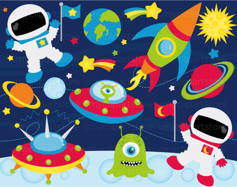 Space clipart #9, Download drawings