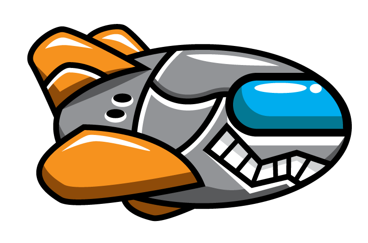 Spaceship clipart #15, Download drawings