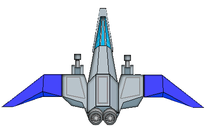 Spaceship clipart #1, Download drawings