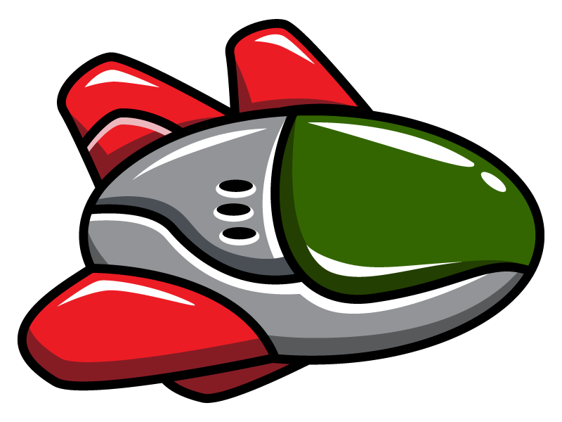 Spaceship clipart #10, Download drawings