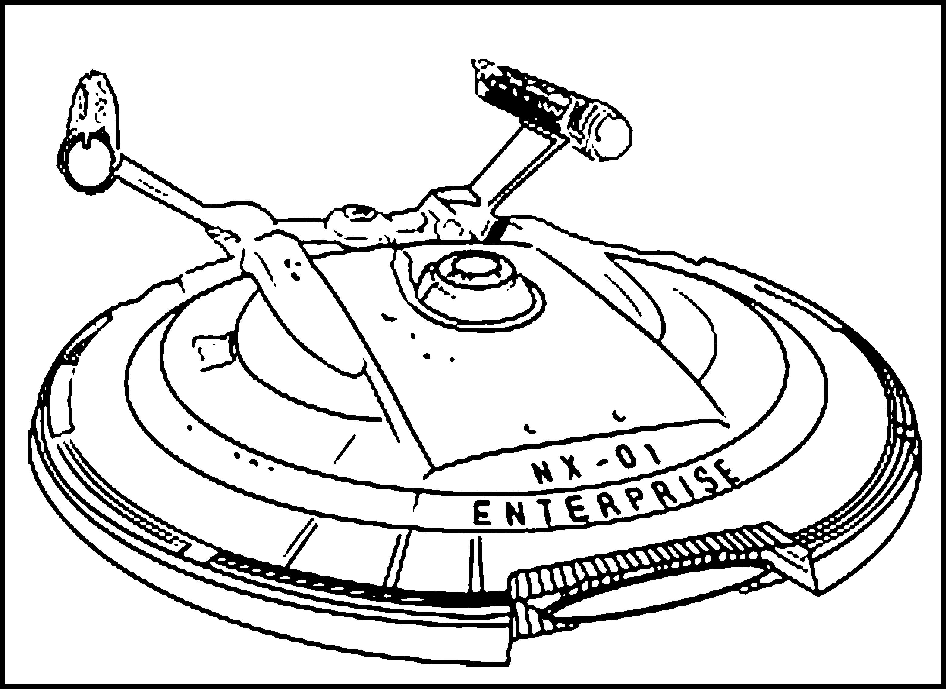 Spaceship coloring #17, Download drawings