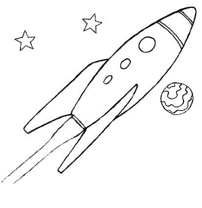 Spaceship coloring #15, Download drawings
