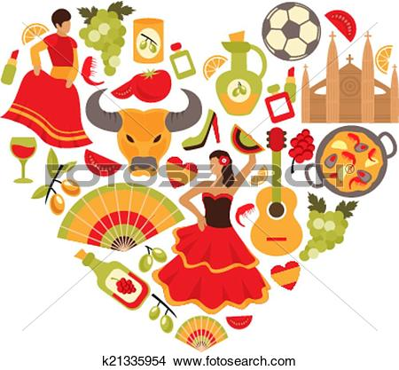 Spain clipart #2, Download drawings