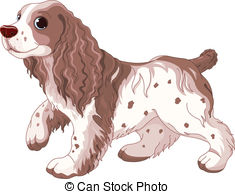 Spaniel clipart #7, Download drawings