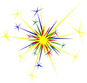 Sparkles clipart #9, Download drawings