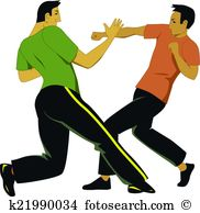 Sparring clipart #10, Download drawings