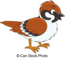 Sparrow clipart #15, Download drawings