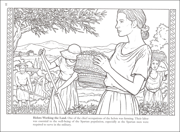 Sparta coloring #1, Download drawings