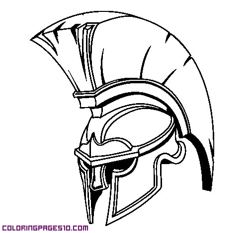 Sparta coloring #3, Download drawings