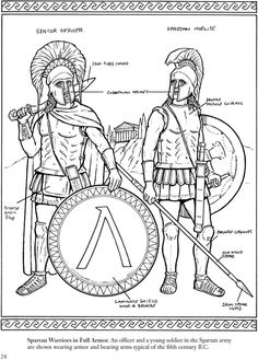 Sparta coloring #6, Download drawings
