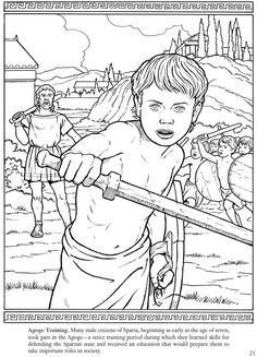 Sparta coloring #14, Download drawings