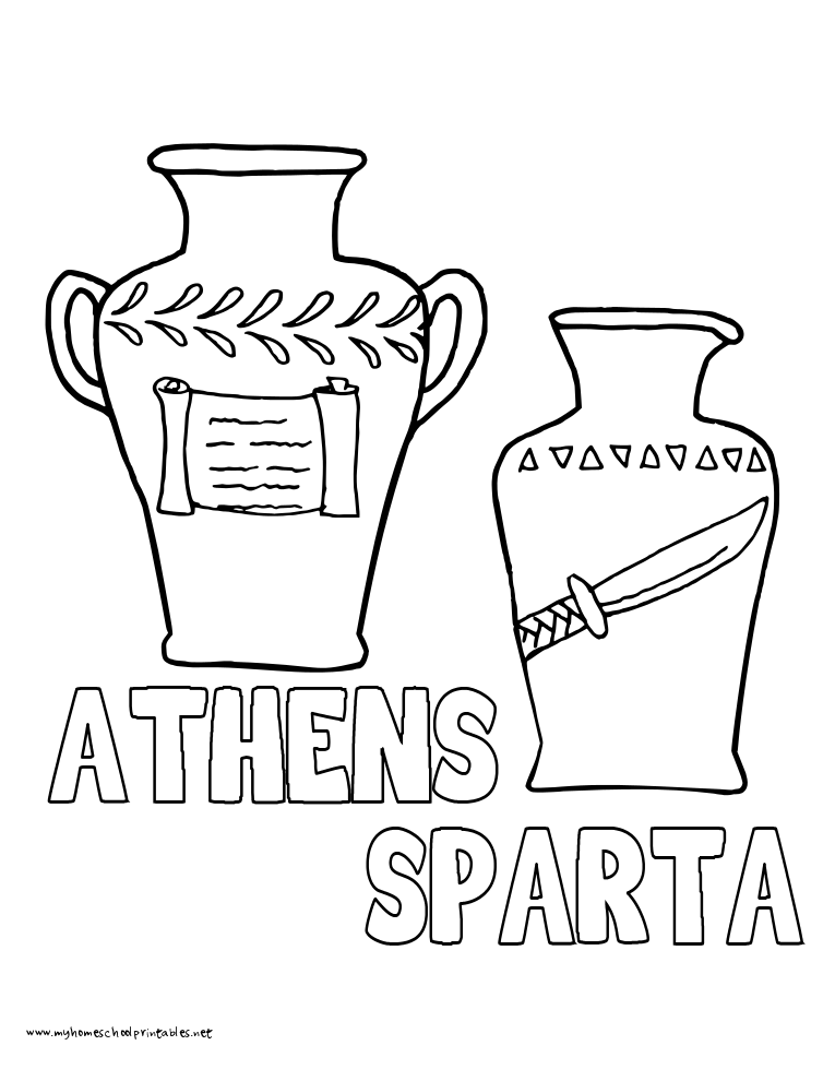 Sparta coloring #19, Download drawings
