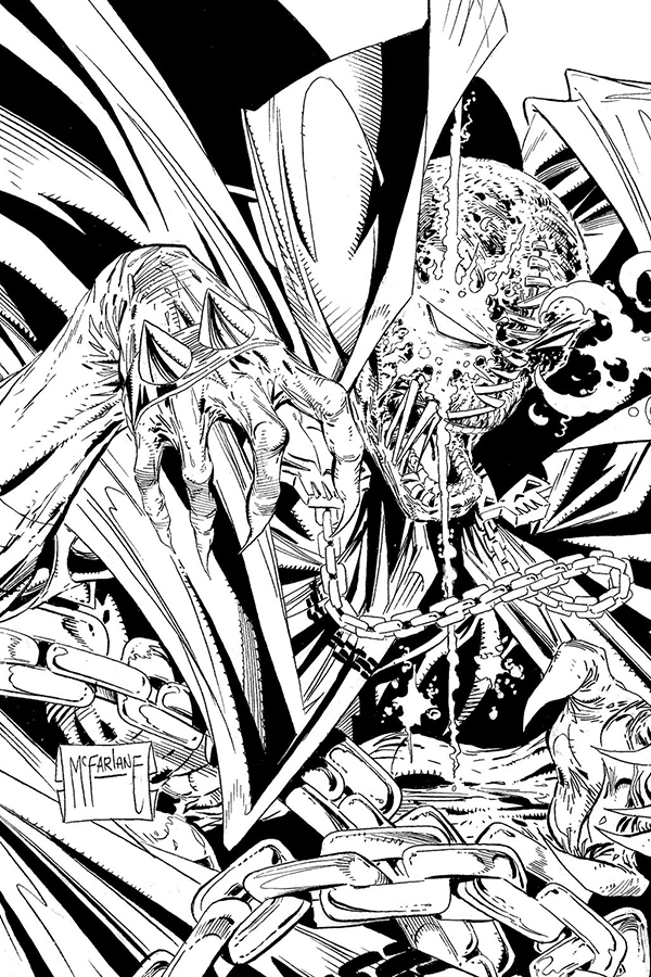 spawn coloring pages spawn coloring download spawn coloring