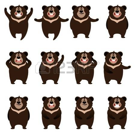 Spectacled Bear clipart #13, Download drawings