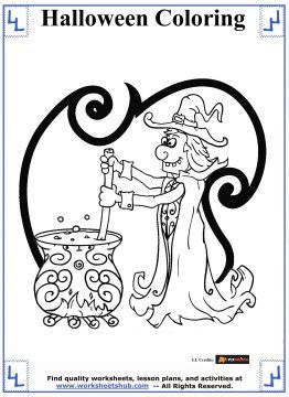 Spell coloring #3, Download drawings