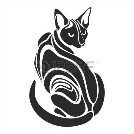 Sphynx Cat clipart #16, Download drawings