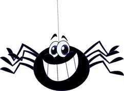 Spider clipart #10, Download drawings