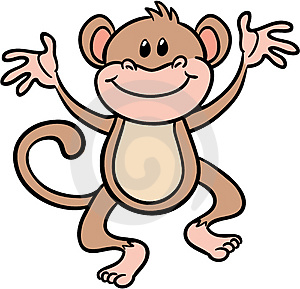 Spider Monkey clipart #10, Download drawings